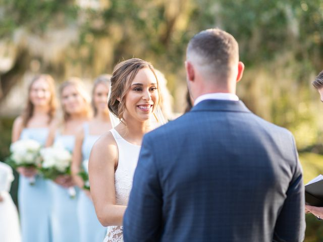 Ronnie and Annika's Wedding in Murrells Inlet, South Carolina 56