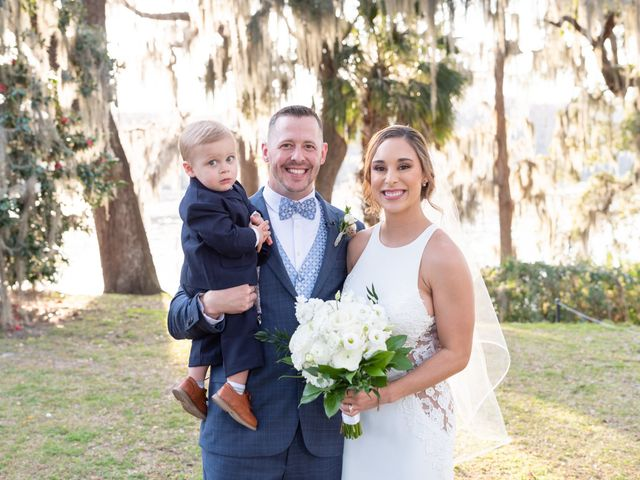 Ronnie and Annika's Wedding in Murrells Inlet, South Carolina 61