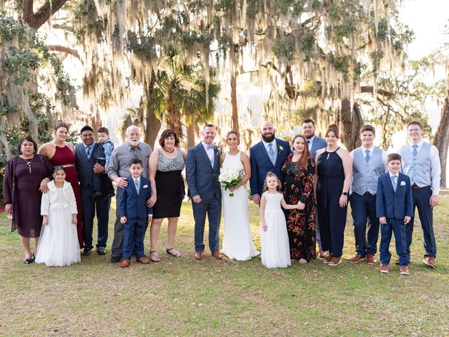 Ronnie and Annika's Wedding in Murrells Inlet, South Carolina 62