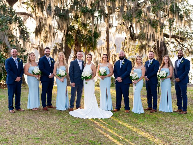 Ronnie and Annika's Wedding in Murrells Inlet, South Carolina 65