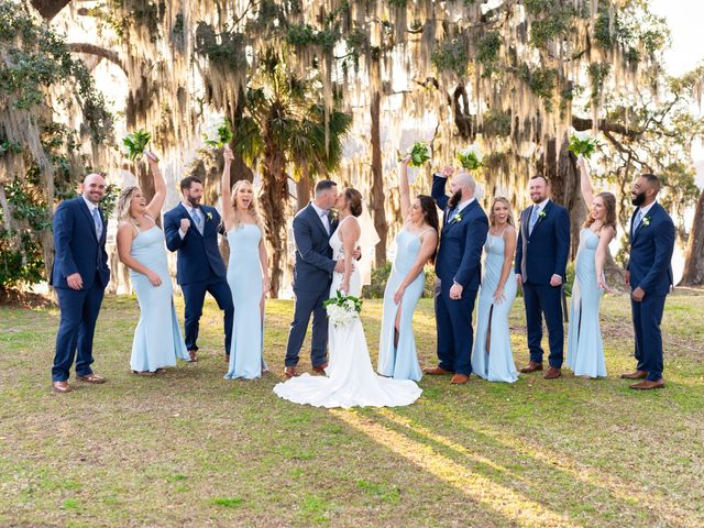 Ronnie and Annika's Wedding in Murrells Inlet, South Carolina 66