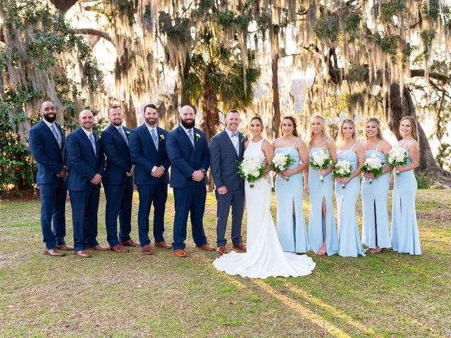 Ronnie and Annika's Wedding in Murrells Inlet, South Carolina 67