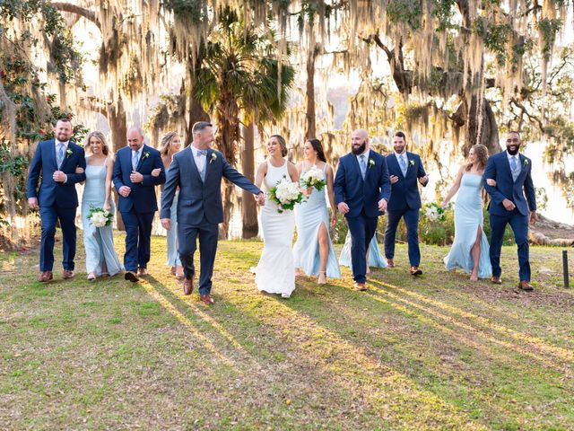 Ronnie and Annika's Wedding in Murrells Inlet, South Carolina 70