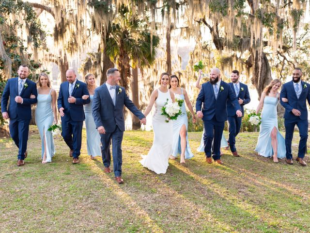 Ronnie and Annika's Wedding in Murrells Inlet, South Carolina 71