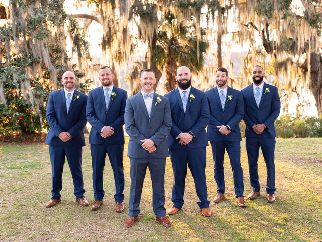 Ronnie and Annika's Wedding in Murrells Inlet, South Carolina 72