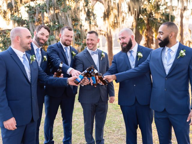 Ronnie and Annika's Wedding in Murrells Inlet, South Carolina 73