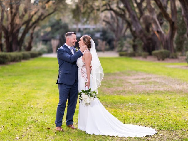 Ronnie and Annika's Wedding in Murrells Inlet, South Carolina 75