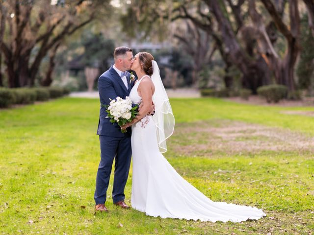 Ronnie and Annika's Wedding in Murrells Inlet, South Carolina 76