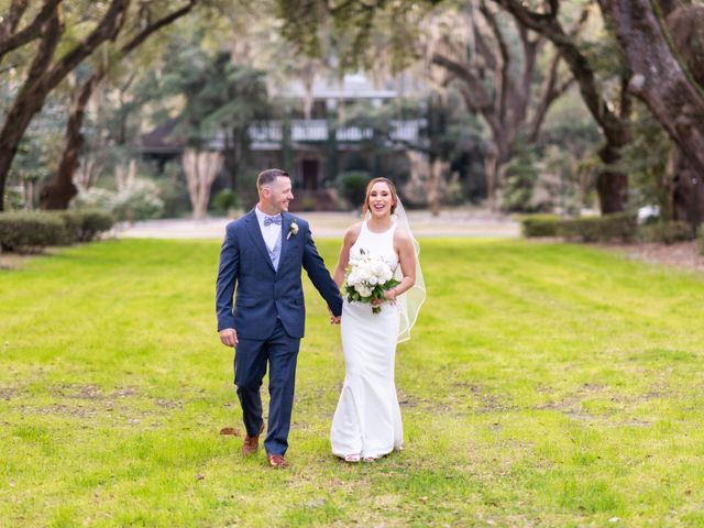 Ronnie and Annika's Wedding in Murrells Inlet, South Carolina 77