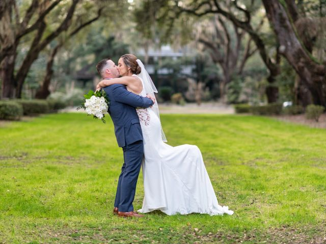 Ronnie and Annika's Wedding in Murrells Inlet, South Carolina 80