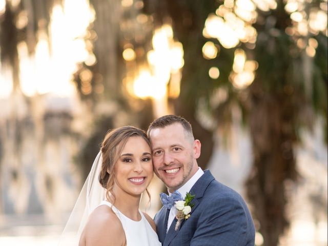 Ronnie and Annika's Wedding in Murrells Inlet, South Carolina 81