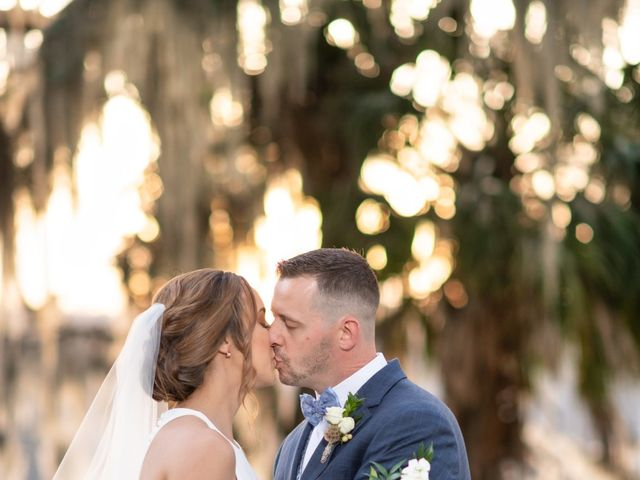 Ronnie and Annika's Wedding in Murrells Inlet, South Carolina 83
