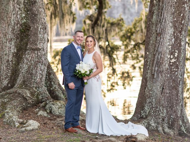 Ronnie and Annika's Wedding in Murrells Inlet, South Carolina 84
