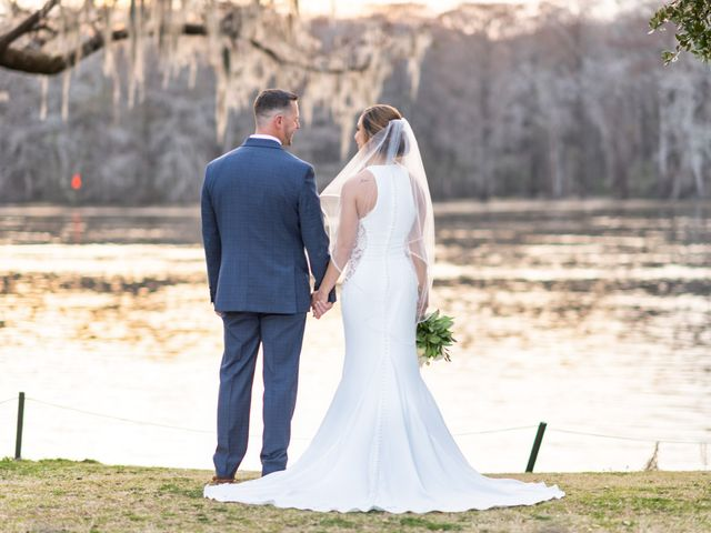 Ronnie and Annika's Wedding in Murrells Inlet, South Carolina 85