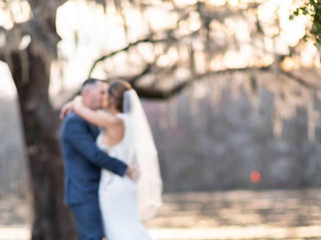 Ronnie and Annika's Wedding in Murrells Inlet, South Carolina 86