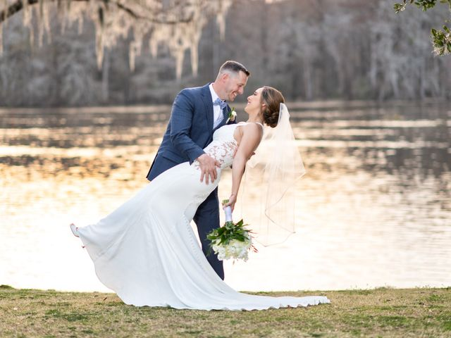 Ronnie and Annika's Wedding in Murrells Inlet, South Carolina 1
