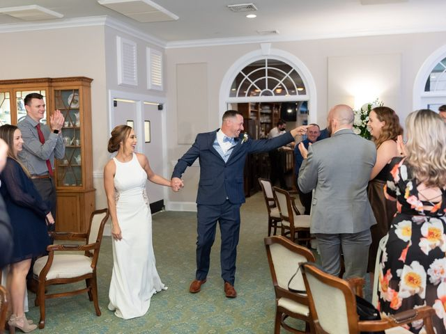 Ronnie and Annika's Wedding in Murrells Inlet, South Carolina 102