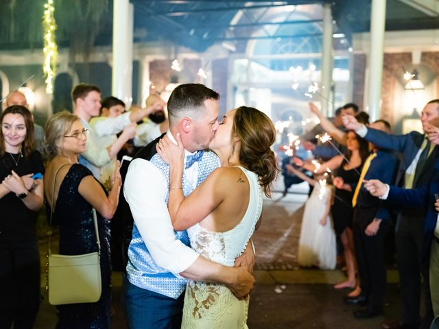 Ronnie and Annika's Wedding in Murrells Inlet, South Carolina 123