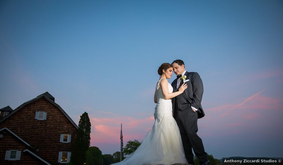 Michael and Ashley's Wedding in Lafayette, New Jersey