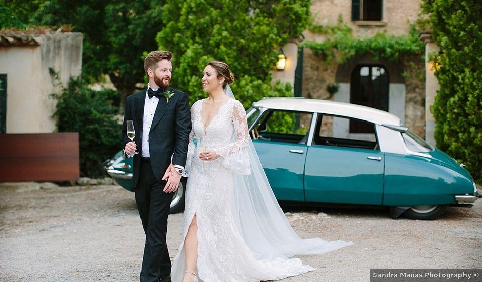 Daniel and Karinna's Wedding in Palma de Mallorca, Spain