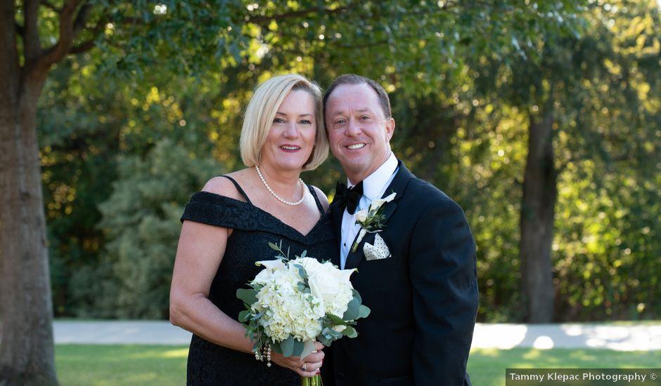 Kim and Daryl's Wedding in Flower Mound, Texas