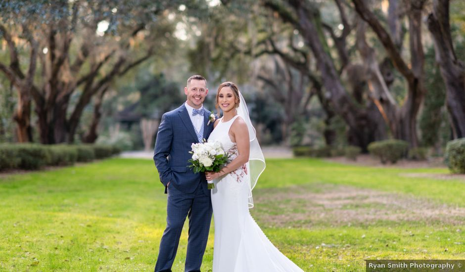 Ronnie and Annika's Wedding in Murrells Inlet, South Carolina