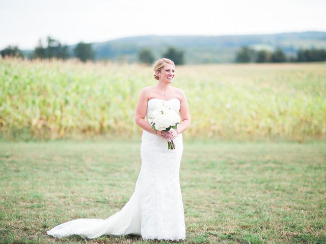 Kaitlin and Michael's Wedding in Ithaca, New York 4