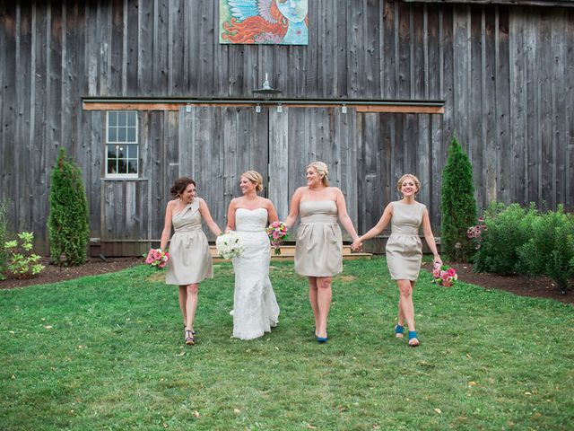 Kaitlin and Michael's Wedding in Ithaca, New York 5