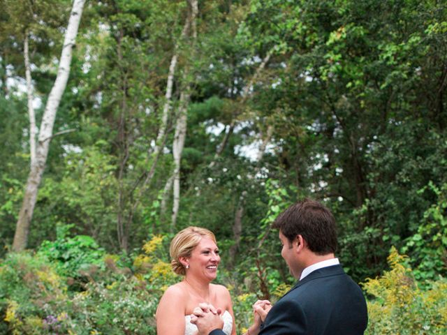 Kaitlin and Michael's Wedding in Ithaca, New York 11