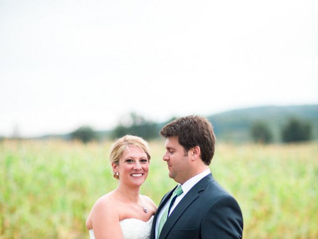 Kaitlin and Michael's Wedding in Ithaca, New York 12