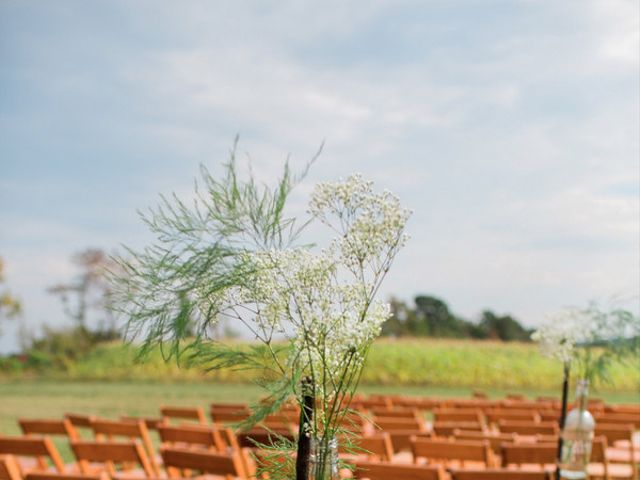 Kaitlin and Michael's Wedding in Ithaca, New York 13