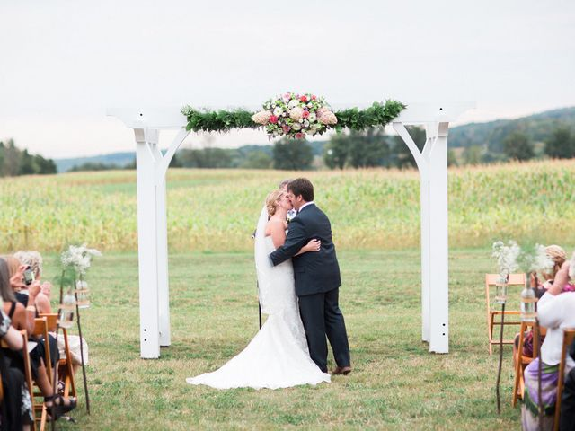Kaitlin and Michael's Wedding in Ithaca, New York 17