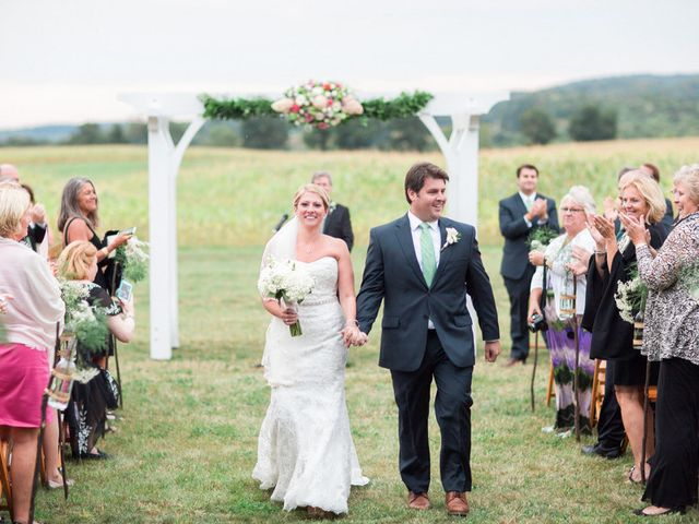 Kaitlin and Michael's Wedding in Ithaca, New York 18