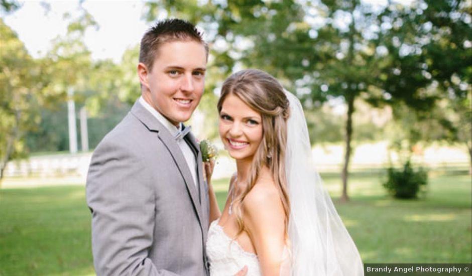 Bethany and Travis's Wedding in Eatonton, Georgia