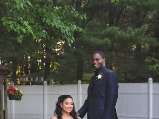 The wedding of Charvelle and Crystal 2