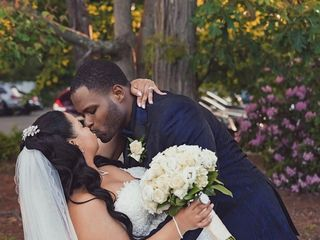The wedding of Charvelle and Crystal 3