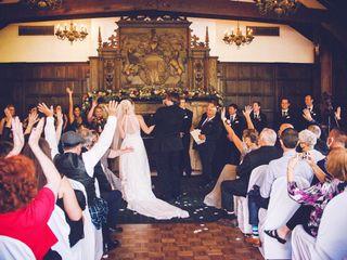 The wedding of Victoria Hicks and Jacob Gruener 1