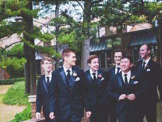The wedding of Victoria Hicks and Jacob Gruener 3