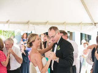 The wedding of Keith and Meredith 2