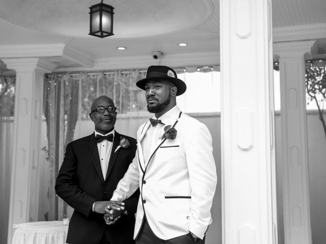 Martine and Antoine's Wedding in Carle Place, New York 1