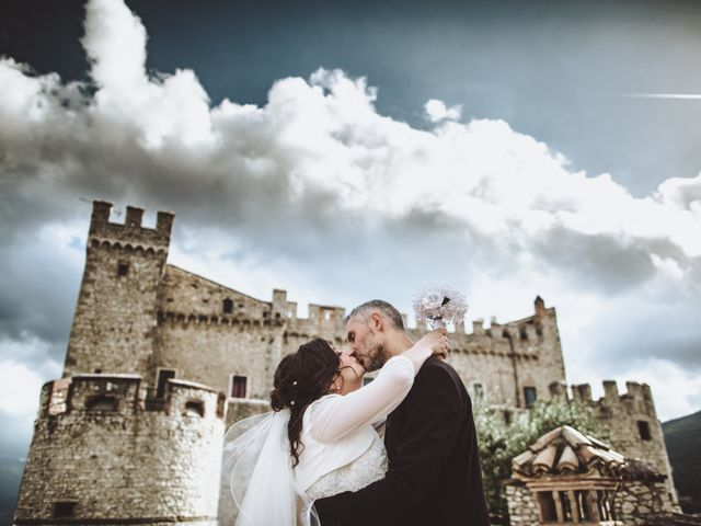 Davide and Silvana's Wedding in Rome, Italy 1