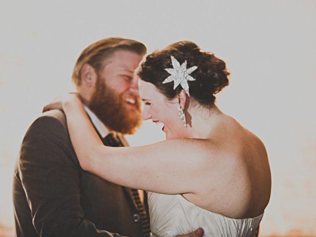 The wedding of Lauren and Alex