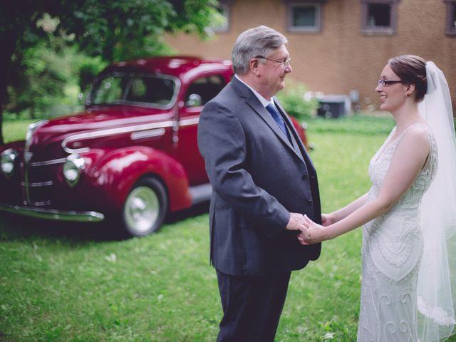 Ian and Sasha's Wedding in Elgin, Illinois 5