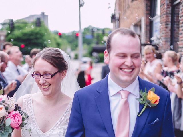 Ian and Sasha's Wedding in Elgin, Illinois 8