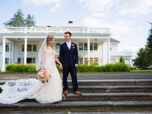 Cody and Amanda's Wedding in Barre, Massachusetts 4