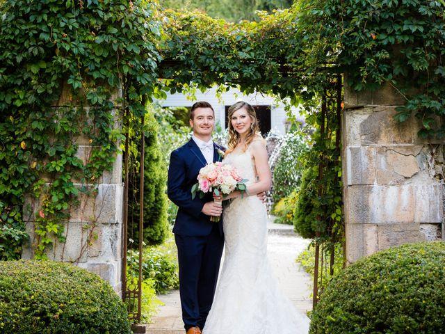 Cody and Amanda's Wedding in Barre, Massachusetts 6