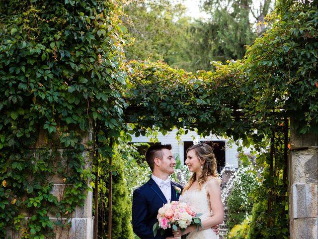 Cody and Amanda's Wedding in Barre, Massachusetts 7