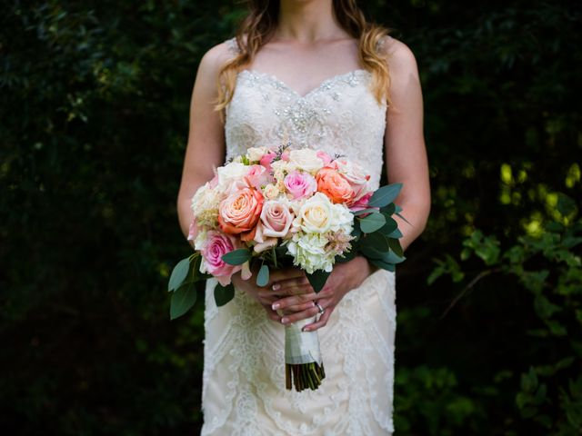 Cody and Amanda's Wedding in Barre, Massachusetts 11