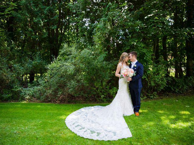 Cody and Amanda's Wedding in Barre, Massachusetts 14