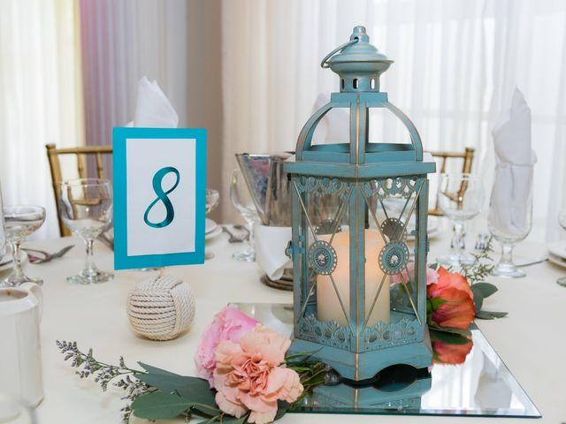 Cody and Amanda's Wedding in Barre, Massachusetts 16